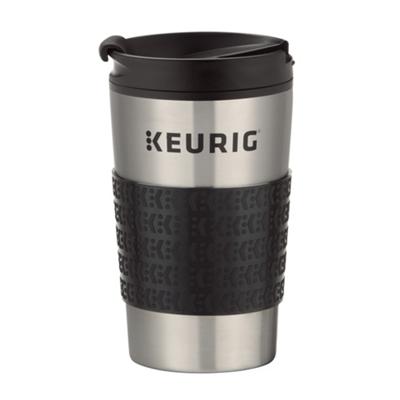 Keurig® Tasse de voyage isolante acier inoxydable,12oz
