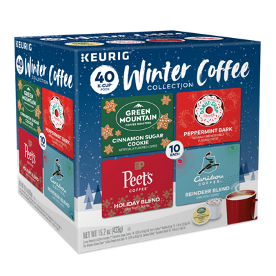 Winter Coffee Collection Variety Pack
