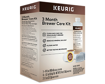 3 Month Brewer Care Kit