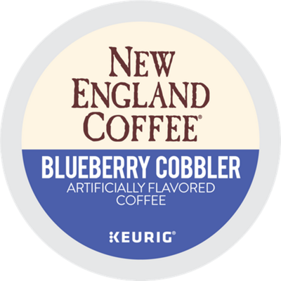 Blueberry Cobbler Coffee