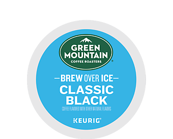Brew Over Ice Classic Black Coffee