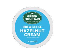 Brew Over Ice Hazelnut Cream Coffee
