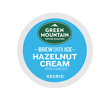 Brew Over Ice Hazelnut Cream Coffee
