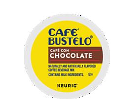 Sweet & Creamy Café Con Chocolate