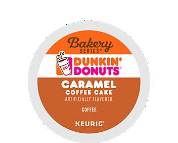 Caramel Coffee Cake Coffee