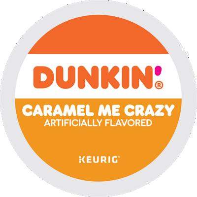 Caramel Me Crazy Coffee