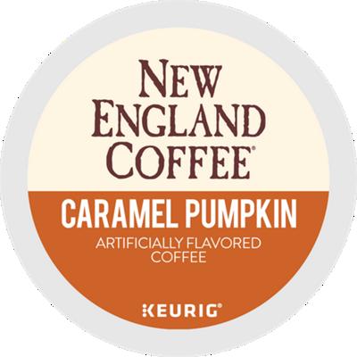 Caramel Pumpkin Coffee