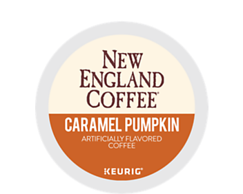 Caramel Pumpkin Coffee