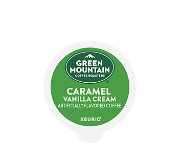 Caramel Vanilla Cream Coffee