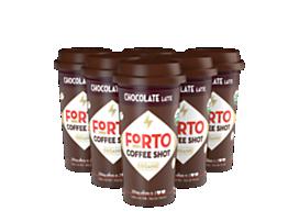 Chocolate Latte Coffee Shot