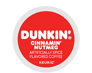 Cinnamin' Nutmeg Coffee