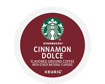Cinnamon Dolce Coffee