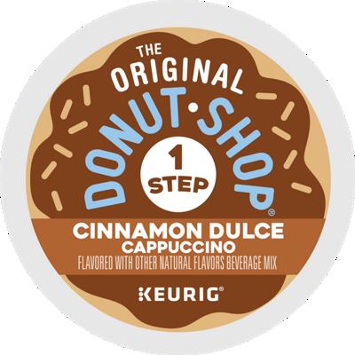 Cinnamon Dulce Cappuccino