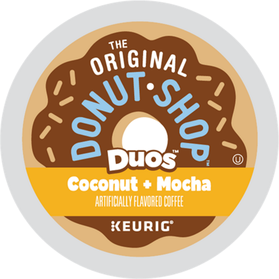 Coconut Mocha Coffee