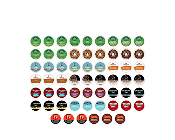 Keurig® Coffee Lovers' Collection Variety Pack, 60-Count