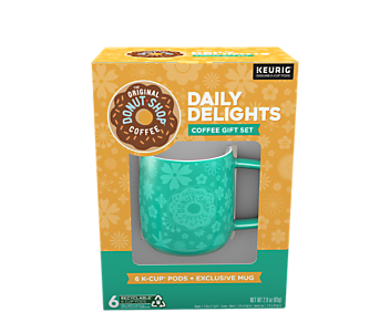 Daily Delights Coffee Gift Set