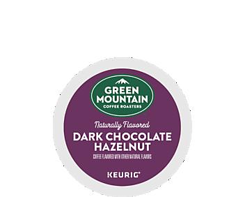 Dark Chocolate Hazelnut Coffee