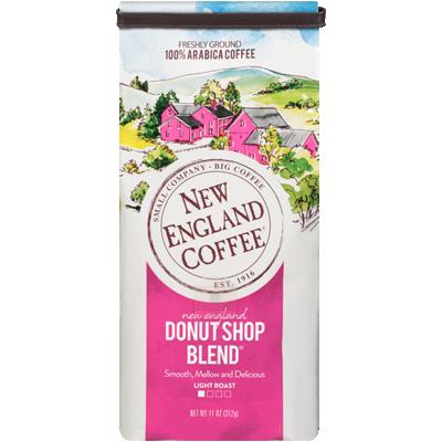 New England Donut Shop Blend® Coffee