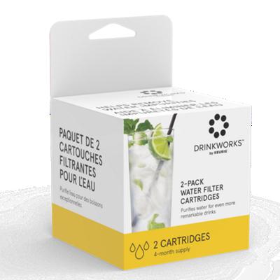 Drinkworks™ Water Filter Cartridges