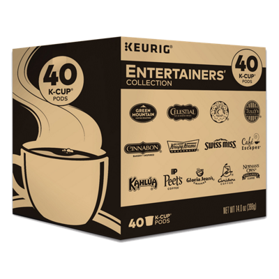 Entertainers' Collection Variety Pack
