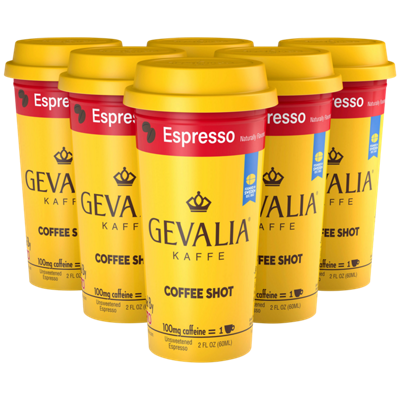 Espresso Coffee Shot