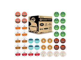 Flavored Coffee Collection Variety Pack
