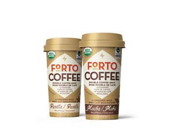 Forto Organic Coffee Shots  - 200mg Caffeine   (6 units Variety Pack)
