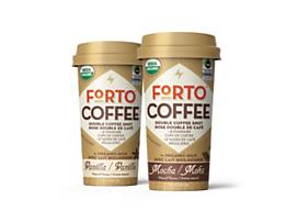 Forto Dose de Café Biologique - 200mg Caféine  (Boîte Variée de 6 unités)