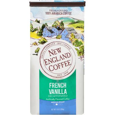 French Vanilla Decaffeinated Coffee