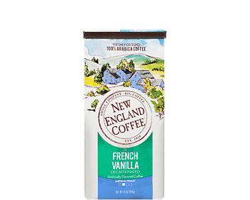 French Vanilla Decaffeinated Coffee