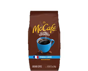 Paris Cafe Coffee