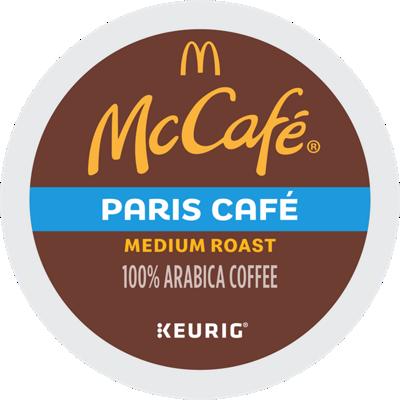 Paris Café Coffee