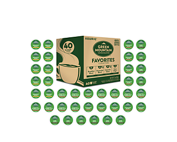 Green Mountain Coffee Roasters® Favorites Collection