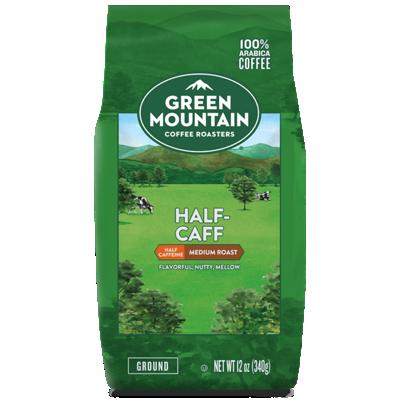 Half-Caff Coffee