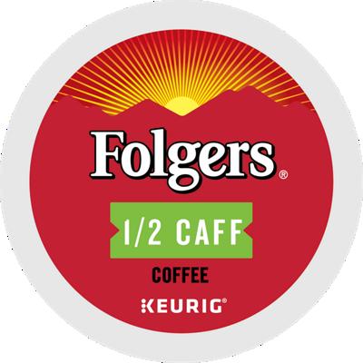 1/2 Caff Coffee