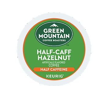 Half-Caff Hazelnut Coffee