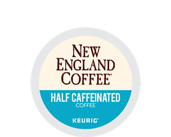 Half Caffeinated Coffee