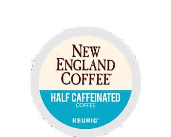 Half Caffeinated Coffee