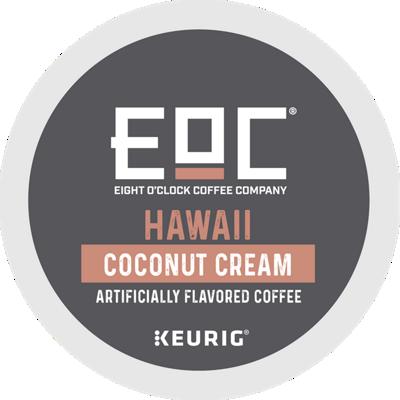 Hawaii Coconut Cream Coffee