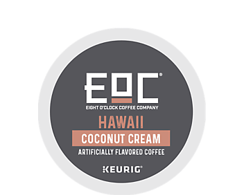 Hawaii Coconut Cream Coffee