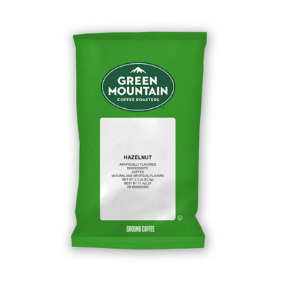 Hazelnut Coffee Fractional Pack Green Mountain Coffee Roasters
