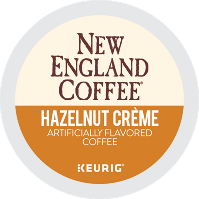 Hazelnut Creme Coffee