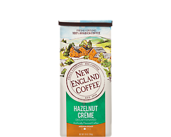 Hazelnut Creme Decaffeinated Coffee