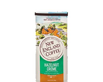 Hazelnut Creme Decaffeinated Coffee