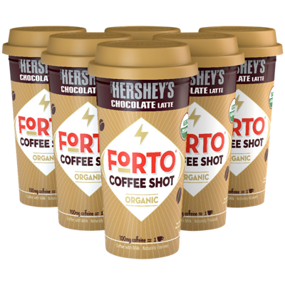 Hershey's Chocolate® Latte Coffee Shot