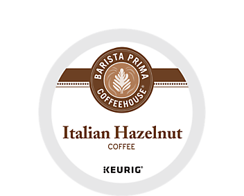 Italian Hazelnut Coffee