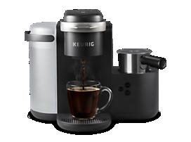 Keurig® K-Café™ Single Serve Coffee, Latte & Cappuccino Maker