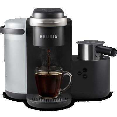 K-Café® Certified Refurbished Single Serve Coffee, Latte & Cappuccino Maker