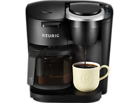 K-Duo® Essentials Single Serve and Carafe Coffee Maker