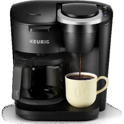 Cafetière une tasse à la fois et à carafe K-Duo® Essentials